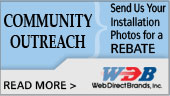 Rebate for Installation Photos