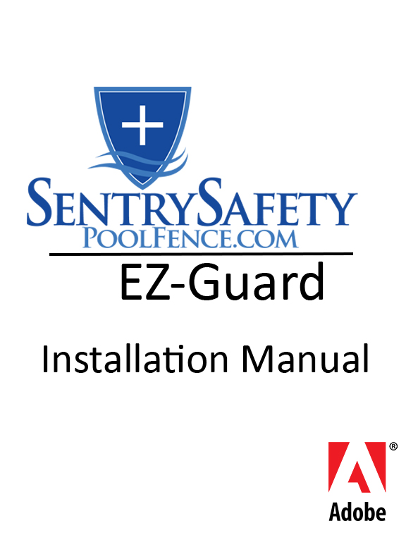 Install Removable Mesh EZ Guard Pool Safety Fence | Videos | PDF's